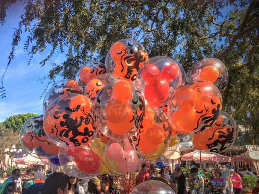Disneyland Halloween Time 13