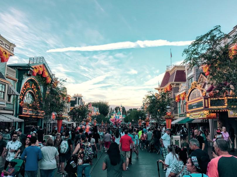 Disneyland Halloween Time 18