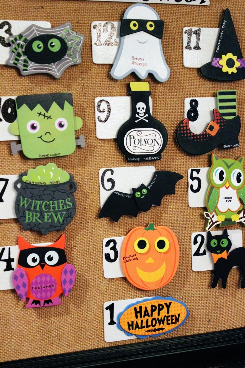 13 Days of Halloween Countdown 31